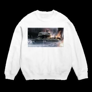 ギギギガガガのST-I  重戦車 Sweats