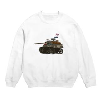 M8A1 戦車 Sweats