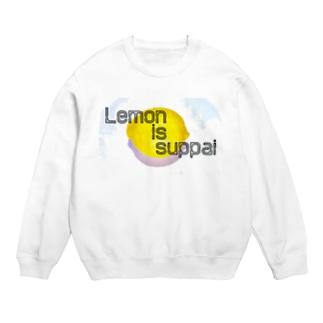 レモンisスッパイスウェット Sweats