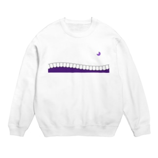 歯-HA purple スウェット