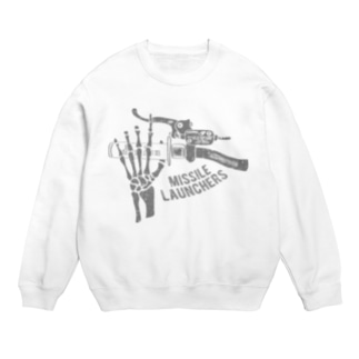 Missile Launchers(Gray) Sweats