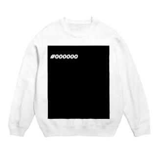 カラーコード -black- スウェット