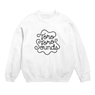 ToroToroSoundsロゴ Sweats