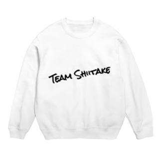 チームしいたけTシャツ Sweats