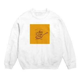 FUKUI CURRY CLUB ロゴ Sweats