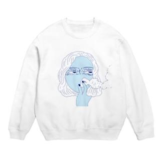 Blue Shisha Sweats