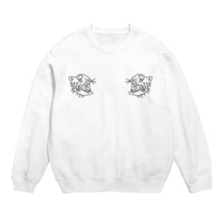 byoubu-tiger Sweats