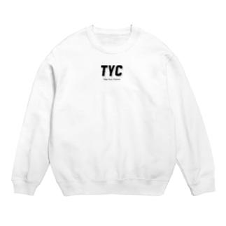 TYCスポーティーロゴ Sweats