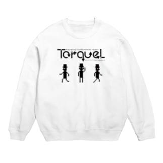 トルクル(TorqueL) ロゴ&キャラクター スウェット
