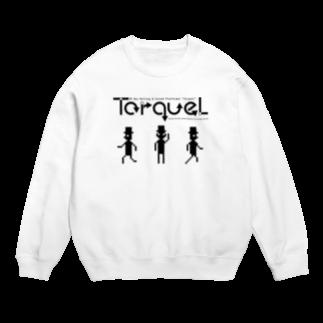 なんも@FullPowerSideAttack.comの人のトルクル(TorqueL) ロゴ&キャラクター スウェット