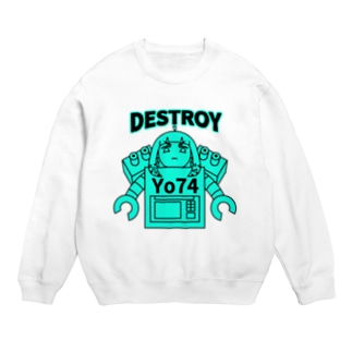 DESTROYER Yo74 Sweats