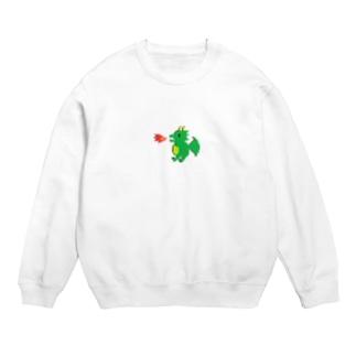 ドットドラゴンTシャツ Sweats