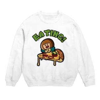 EATING!!! Sweats
