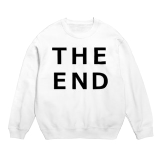 THE END (黒) Sweats