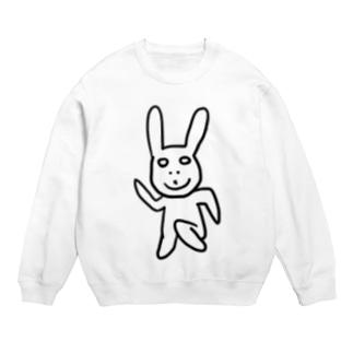 2分で描いたウサギ Sweats