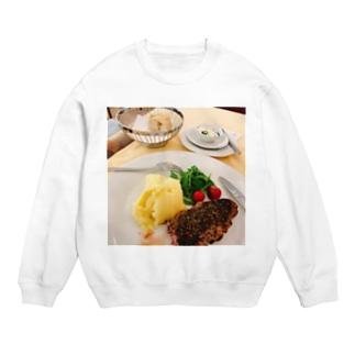 美味しいステーキ Sweats