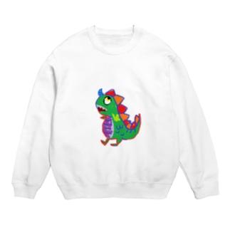 恐竜 Sweats
