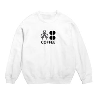 森田さんちのコーヒー屋さん Sweats