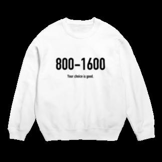 wlmのPOINTS 800-1600 Sweats