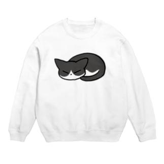 猫ちゃん(ハチワレ) Sweats
