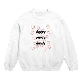happy merry lovely! Sweats