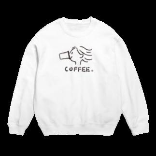 さきもとあきのぶ (イラストレーター)のcoffee nose Sweats