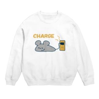 ネズミくんcharge スウェット
