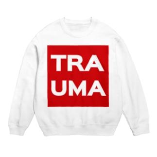 TRAUMA CREW スウェット