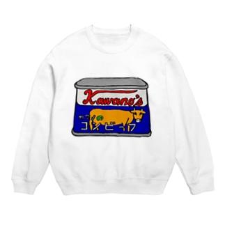コンビーフ缶詰 Sweats