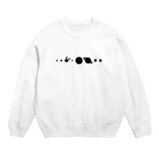 【復刻】コスモサイトウサン(2013年版)黒インク印刷 Sweats