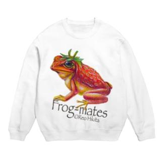 カエルメイト(Frog-mates)より「イチゴガエル」 Sweats