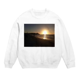 サンセットビーチ Sweats