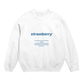 bbppnのstrawberry Sweats