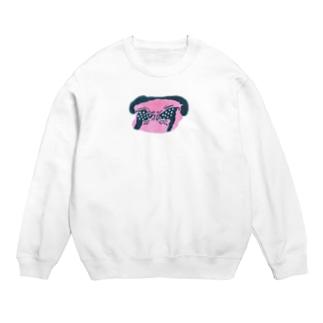 ピンク色のWAWA Sweats