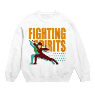 戦う少女~FIGHTING SPIRITS~ Sweats