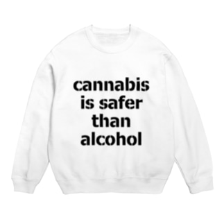 Cannabis Is Safer Than Alcohol  Sweats
