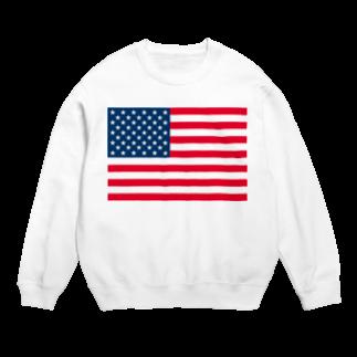 Americanショップ☆のアメリカ柄☆ Sweats