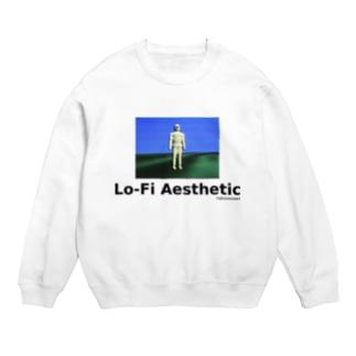 Lo-Fi  Aesthetic  Sweat