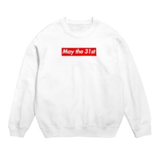 May the 31st(5月31日) Sweats