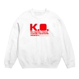MIRUNAシリーズ「K.O.」 Sweats