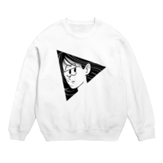 TRIANGLE GIRL Sweats