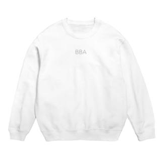 BBA ババア グッズ シンプル Sweats