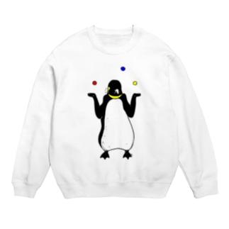 ジャグラーペンギン2 動物イラスト Sweats