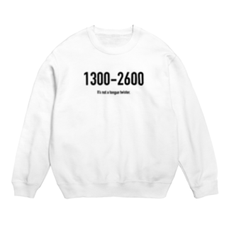 wlmのPOINTS 1300-2600 Sweats