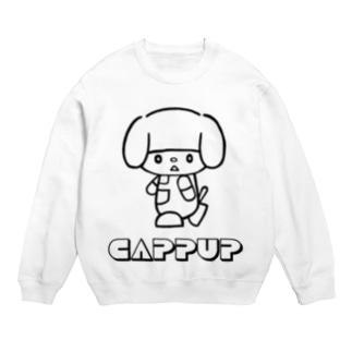 CAPPUP お散歩ver Sweats