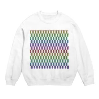 Yagasuri(Vintage Rainbow) Sweats