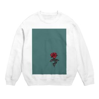 孤高の薔薇 Sweats