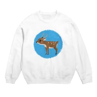 可愛い鹿さん Sweats