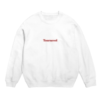 Tournesol  logo [wine  red] Sweats