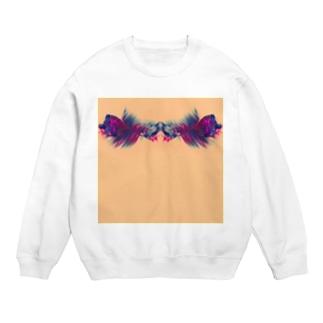 色彩の羽根 002 Sweats